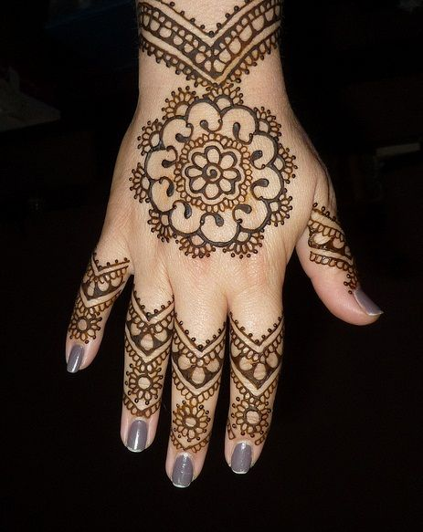 Cool Henna Ideas Www Picswe Com